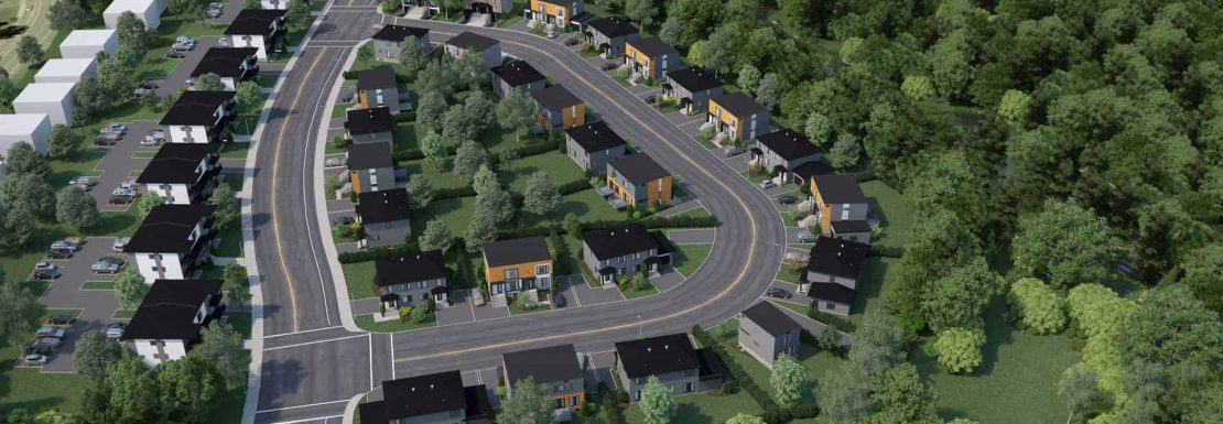 developpement residentiel st-emile
